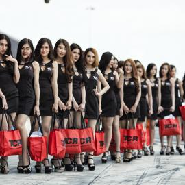 Thai Grid girls