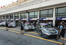 B3 Racing Team drivers show strong performace in Macau Free Practice 2