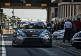 B3 Racing Team drivers getting familiar with the Macau Guia Circuit